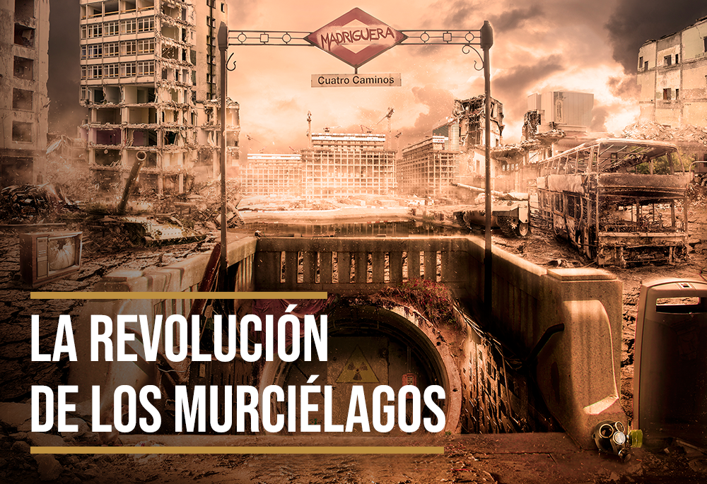 escape room madrid La Revolución de los Murciélagos